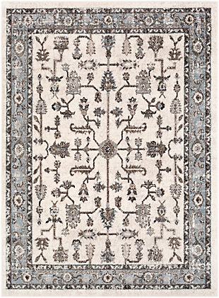 Surya Norwich Area Rug, Gray, large