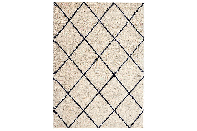 Home Accents Brisbane  5' x 7' Rug, Multi, large