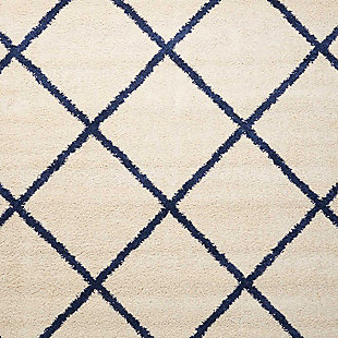 "Home Accents Brisbane  8'2"" x 10' Rug, Multi, large"