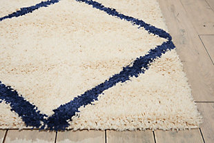 "Home Accents Brisbane  8'2"" x 10' Rug, Multi, rollover"