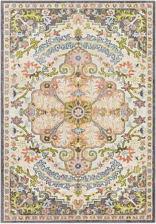 Surya Edwards Area Rug, Gray, large