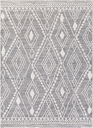 Surya Nguyen Area Rug, Gray, large