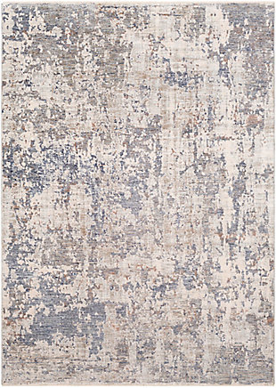 Surya Castillo Area Rug, Blue, large