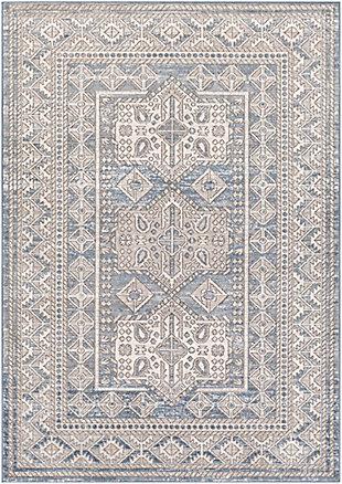 Surya Cyrus Area Rug, Gray, large