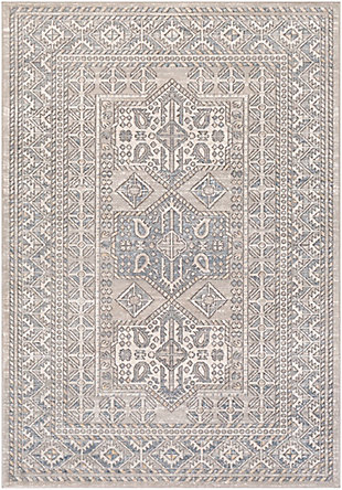 Surya Cyrus Area Rug, Blue, large