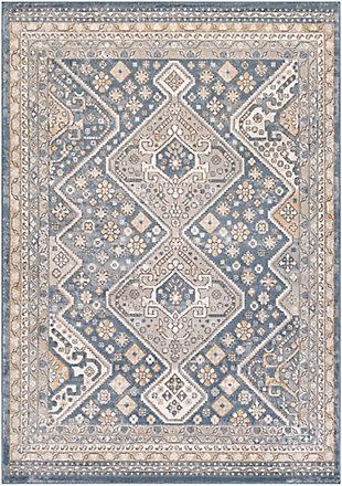 Surya Cyrus Area Rug, Blue, large