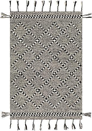 Surya Beador Area Rug, Gray, large