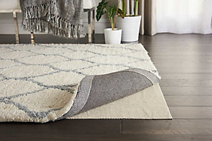 "Home Accents Firm Grip Pad 5'8"" x 8'6"" Rug Pad, , rollover"
