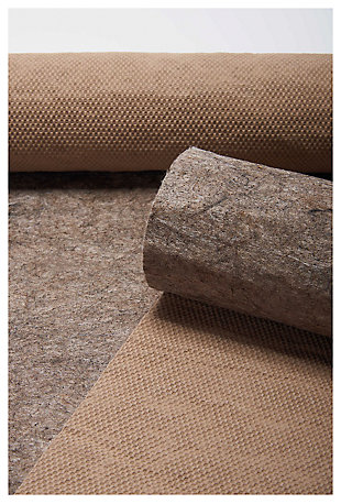 Home Accents Rug-Loc Tan 4' x 6' Rug Pad, , large