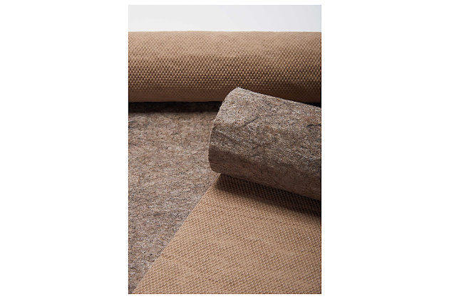 Home Accents Rug-Loc Tan 5' x 8' Rug Pad, , large