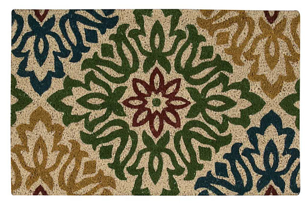 "Home Accents 1'6"" x 2'4"" Sweet Things Doormat, , large"