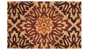 """Home Accents 1'6"""" x 2'4"""" Sweet Things Doormat, , large"""