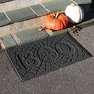 Home Accents 2' x 3' Boo Spider Indoor/Outdoor Doormat, , rollover