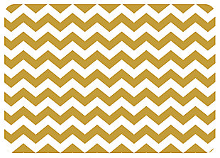"Home Accents 1'10"" x 2'7"" Chevron Doormat, , large"