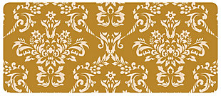 """Home Accents Damask 1'10"""" x 4'4"""" Runner, , large"""