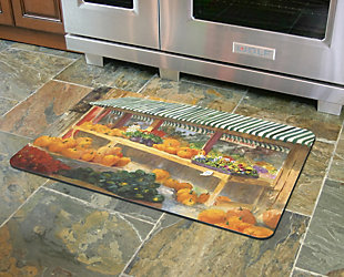 "Home Accents 1'10"" x 2'7"" Autumn at Berry Doormat, , rollover"