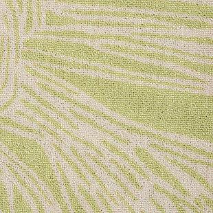 Nourison Home & Garden Multicolor 5' X 8' Area Rug, Multi, large