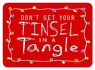 """Home Accents 1'10"""" x 2'7"""" Tinsel in a Tangle Doormat, , large"""