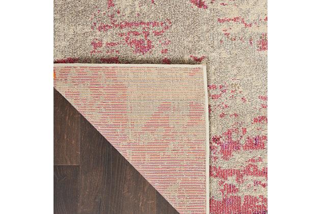 Nourison Celestial 8' X 11' Area Rug, Ivory/Pink, large