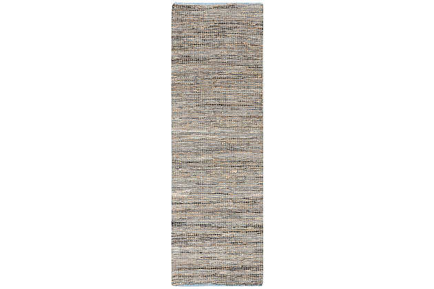 Home Accents Adobe Area Rug, Gray, large