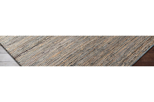 "Home Accents Adobe 2' 6"" x 8' Runner, , large"