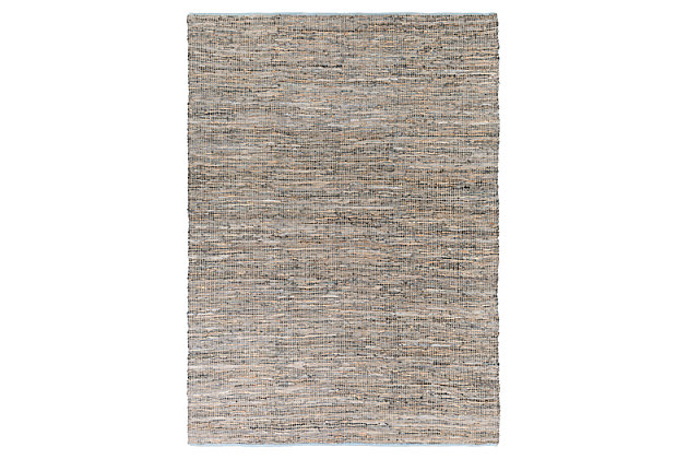 Home Accents Adobe 8' x 11' Area Rug, Gray, large