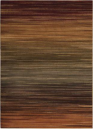 Nourison Paramount Multicolor 5' X 7' Area Rug, Multi, large