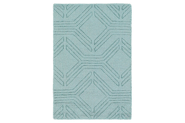 Home Accents Ashlee 2' x 3' Area Rug, , large