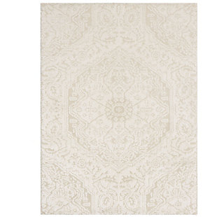 Mohawk Francesca Cream 5' x 8' Area Rug, Cream, large