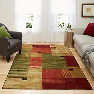 Mohawk Alliance Multi 5' x 8' Area Rug, Multi, rollover