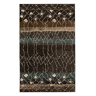 Mohawk Adobe Multi 5' x 8' Area Rug, Brown, large