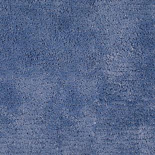 """Mohawk Duo Aqua (1' 5""""x2'), Blue, large"""