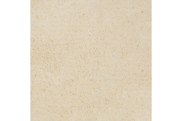 "Mohawk Duo Cream (1' 5""x2'), White, large"
