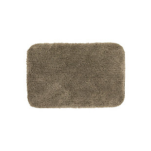 """Mohawk Duo Taupe (1' 5""""x2'), Brown/Beige, large"""