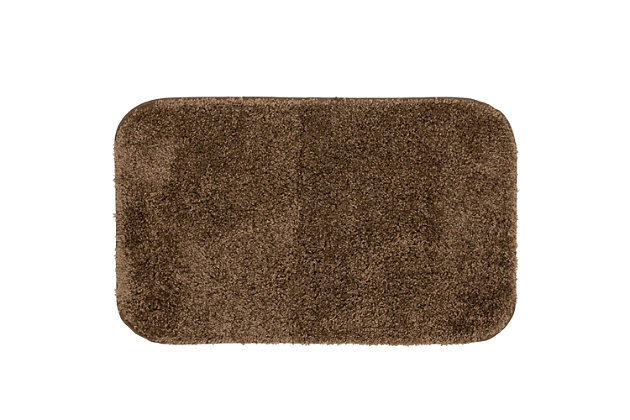 "Mohawk Envision Studio Bath Rug Brown (2'x3' 4""), , large"