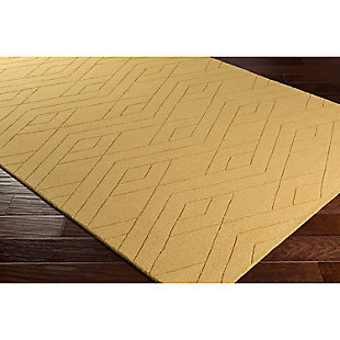 Home Accents Ashlee 2' x 3' Area Rug, Wheat, rollover
