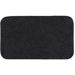 """Mohawk Legacy Bath Rug Black (2'x3' 4""""), , large"""