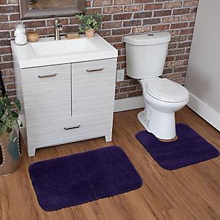 """Mohawk Pure Perfection Lavender (1' 8""""x2' 10""""), Purple, rollover"""