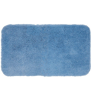 """Mohawk Pure Perfection Sky Blue (1' 8""""x5'), , large"""