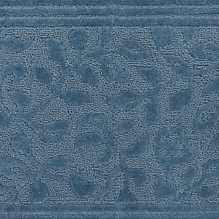 "Mohawk Wellington Blue (2'x3' 4""), Blue, large"