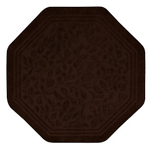 Mohawk Wellington Chocolate (6'x6' Octagon), , large