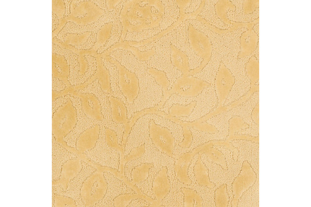 "Mohawk Wellington Gold (2'x3' 4""), Yellow, large"
