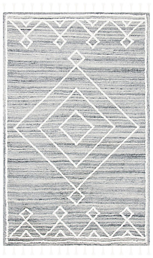 Safavieh Casablanca 5' x 8' Area Rug, Gray, large