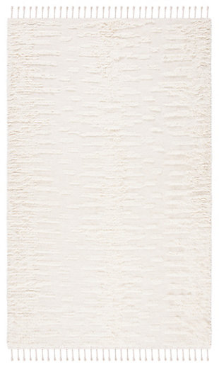 Safavieh Casablanca 6' x 9' Area Rug, Cream, large