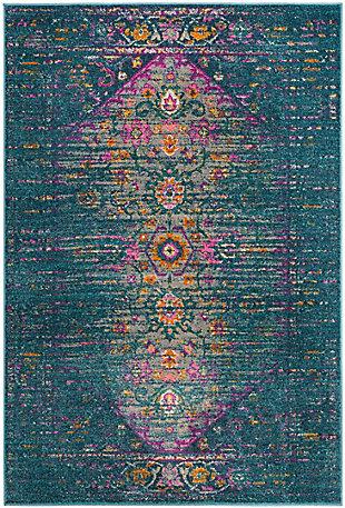 Safavieh Madison 6' x 9' Area Rug, Blue, rollover