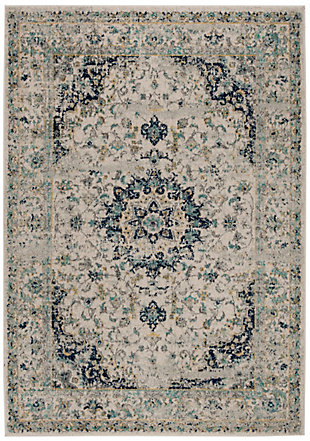 Safavieh Madison 5' x 7' Area Rug, Cream, large