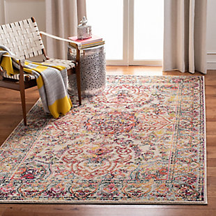 Safavieh Madison 5'-3 x 7'-6 Area Rug, Cream, rollover