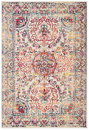 Safavieh Madison 5'-3 x 7'-6 Area Rug, Cream, large