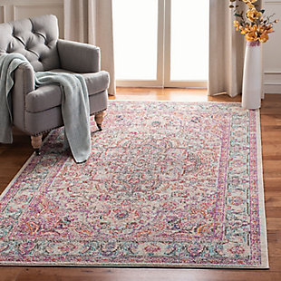 Safavieh Madison 5'-3 x 7'-6 Area Rug, Beige, rollover