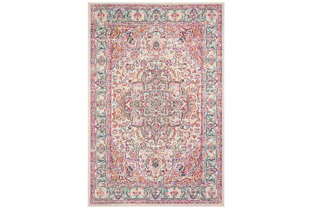 Safavieh Madison 5'-3 x 7'-6 Area Rug, Beige, large